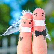 Mariages et Covid-19Mariés et prestataires manquent de visibilité
