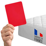 Matelas bébéCarton rouge pour le made in France