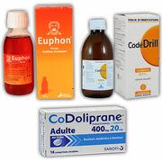 Médicaments à base de codéineSur ordonnance seulement