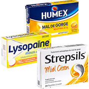 MédicamentsFaux miel contre mal de gorge