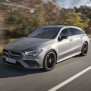 Mercedes CLA Shooting Brake (2019) Premières impressions