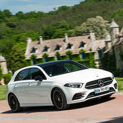Mercedes Classe A (2018)Premières impressions