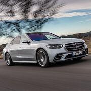 Mercedes Classe S (2021)Premières impressions