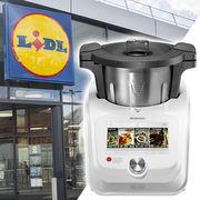 Monsieur Cuisine Connect de LidlUn robot cuiseur trop discret