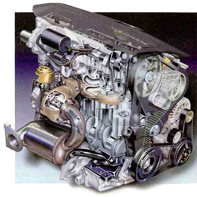 Moteur Renault diesel 1.9 Dci - Renault condamné pour vice ...