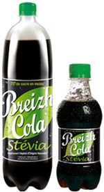 La Breizh Cola con Stevia