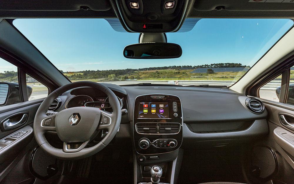 Nouvelle Renault Clio 4 Premieres Impressions Actualite