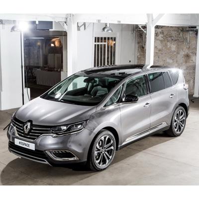 Nouvelle Renault Espace - Un monospace à problème ? - Actualité ...