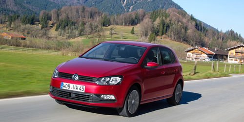 nouvelle volkswagen polo premi res impressions actualit ufc que choisir. Black Bedroom Furniture Sets. Home Design Ideas