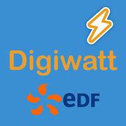Offre d'électricité Digiwatt d'EDF - Gare au piège tarifaire