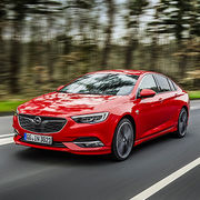 Opel InsigniaPremières impressions