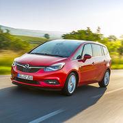 Opel ZafiraPremières impressions