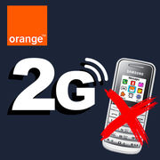 Orange mobileDes vieux téléphones inutilisables