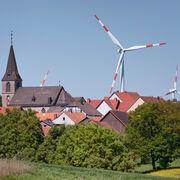 Parc éolienPas de trouble anormal de voisinage