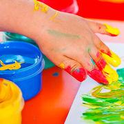 Peintures pour enfantsTrop de composés nocifs