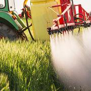 Pesticides agricolesLes ventes en forte hausse