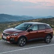 Peugeot 3008Premières impressions