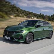 Peugeot 308 (2021)Premières impressions