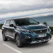 Peugeot 5008 (2017)Premières impressions