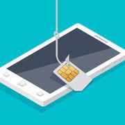 PhishingL'arnaque passe aussi par la carte SIM !