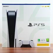 PlayStation 5Un ventilateur qui fait du bruit
