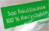 visual recycling waste recyclable bag