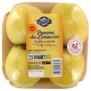 Pommes certifiées HVE de Leclerc - Et l'emballage ?!