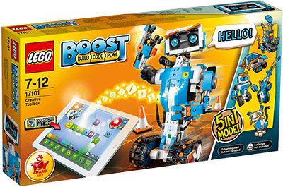 Lego Boost mes premières constructions