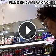 Produits cosmétiques (caméra cachée)Mais où sont les listes d'ingrédients ?