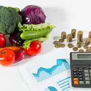 Recommandations nutritionnellesUn impact conséquent sur le budget des ménages