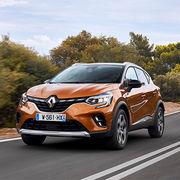 Renault Captur (2019)Premières impressions