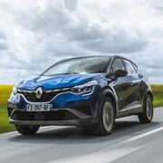 Renault Captur E-Tech (2021)Premières impressions