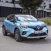 Renault Captur E-Tech Hybrid (2020)Premières impressions