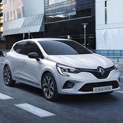 Renault Clio E-Tech Hybrid (2020)Premières impressions