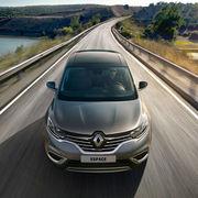 Renault EspacePremières impressions