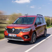 Renault KangooPremières impressions