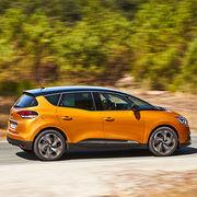 Renault ScenicPremières impressions