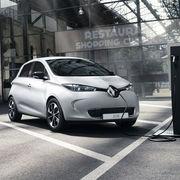 Renault ZoéLes batteries disponibles à l'achat