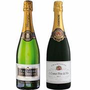 Repas de fêteQue vaut le champagne à moins de 12 € d'Intermarché ?