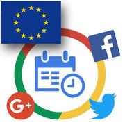 Réseaux sociauxFacebook, Twitter et Google+ ont un mois pour faire le ménage