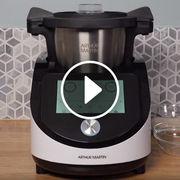 Robot cuiseur Digicook Intermarché (vidéo)Premières impressions
