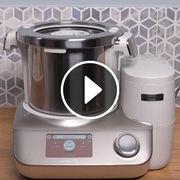 Robot cuiseur Kenwood Cook Easy+ (vidéo)Premières impressions