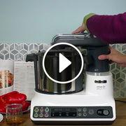 Robot cuiseur Kenwood Kcook Multi (vidéo)Premières impressions