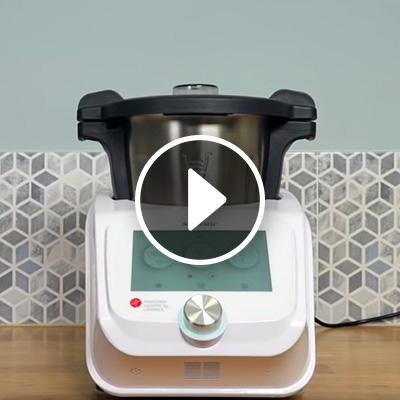Robot Cuiseur Monsieur Cuisine Connect De Lidl Vidéo