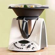 Robot cuiseur Thermomix TM31 - Attention avec les préparations chaudes !