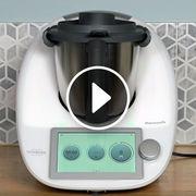 Robot cuiseur Thermomix TM6 (vidéo)Premières impressions