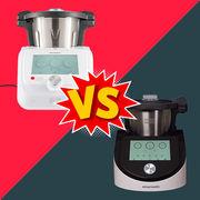 Robots cuiseursLe match Digicook (Intermarché) et Monsieur Cuisine Connect (Lidl)