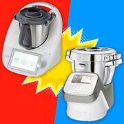 Robots cuiseurs (vidéo)Le match i-Companion Touch XL (Moulinex) et Thermomix TM6