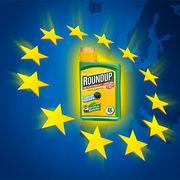 RoundupLe glyphosate sauvé par Bruxelles