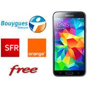 Samsung Galaxy S5Les forfaits des opérateurs